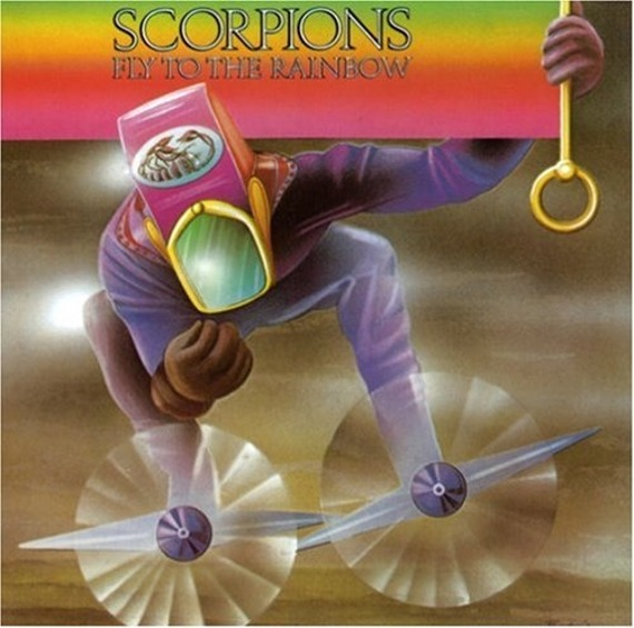 SCORPIONS: FLY TO THE RAINBOW (CD)