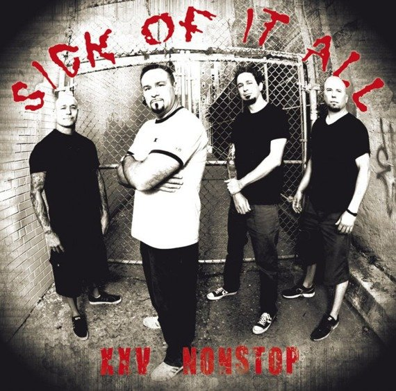 SICK OF IT ALL: NONSTOP (CD)