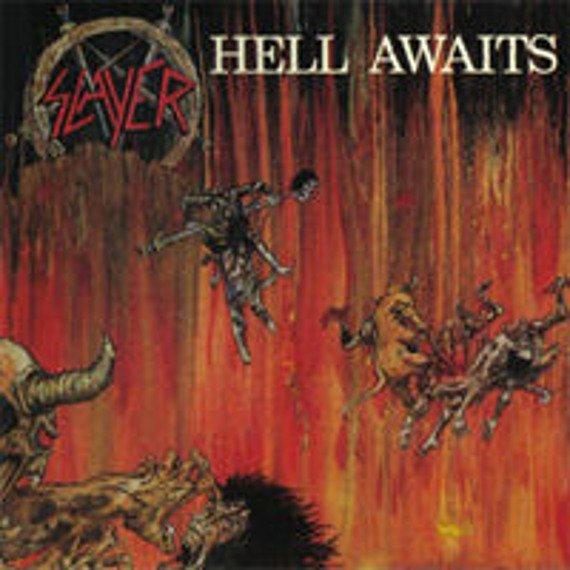 SLAYER: HELL AWAITS (LP VINYL)
