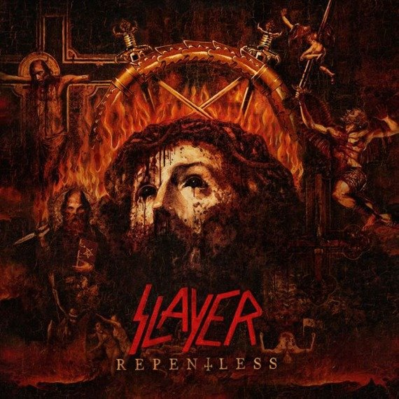 SLAYER: REPENTLESS (CD)