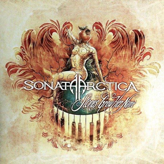 SONATA ARCTICA: STONES GROW HERE NAME (CD)