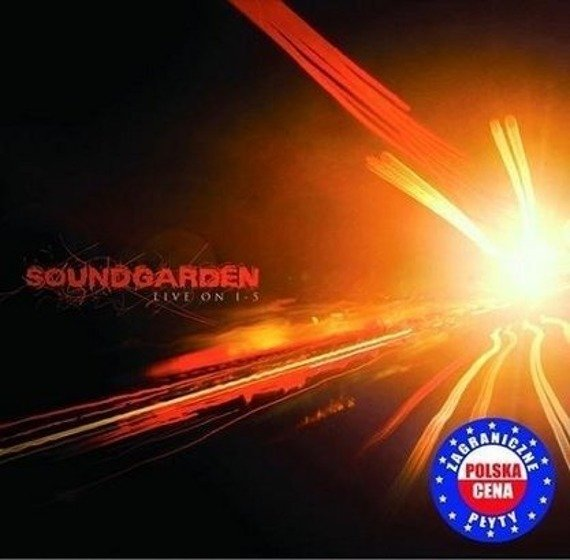 SOUNDGARDEN: LIVE ON 1-5 (CD)