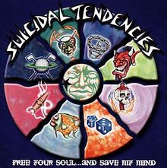 SUICIDAL TENDENCIES: FREE YOUR SOUL...AND SAVE MY MIND (CD)