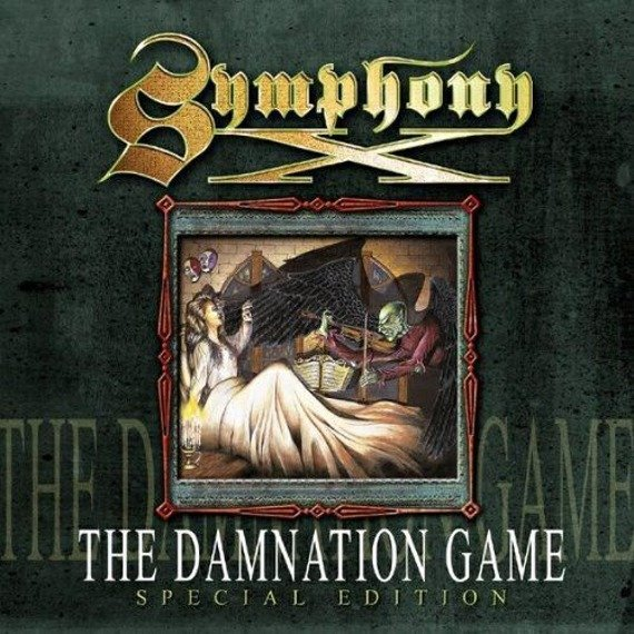 SYMPHONY X: THE DAMNATION GAME (CD) SPECIAL EDITION