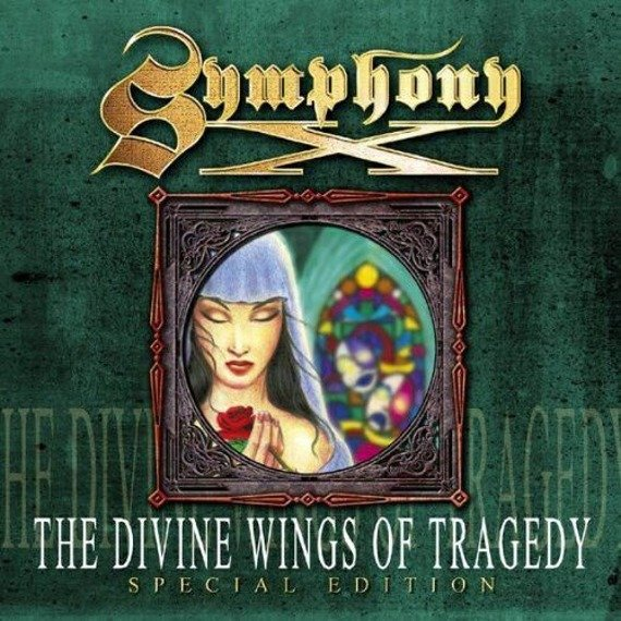 SYMPHONY X: THE DIVINE WINGS OF TRAGEDY (CD) SPECIAL EDITION