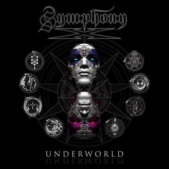 SYMPHONY X: UNDERWORLD (CD)