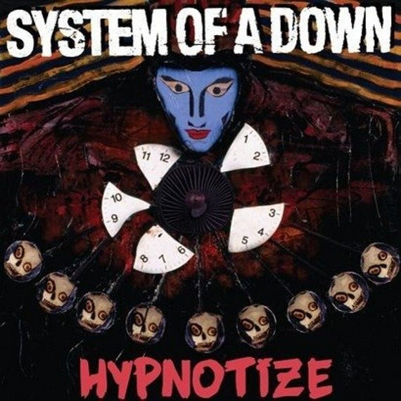 SYSTEM OF A DOWN : HYPNOTIZE [ECO STYLE] (CD)