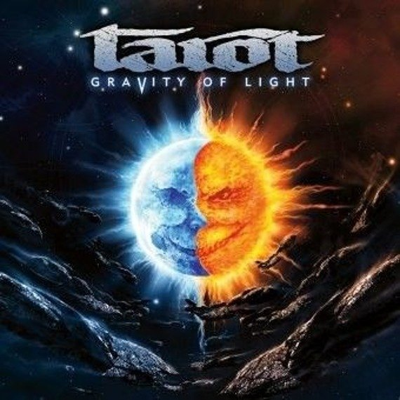 TAROT: GRAVITY OF LIGHT (CD)