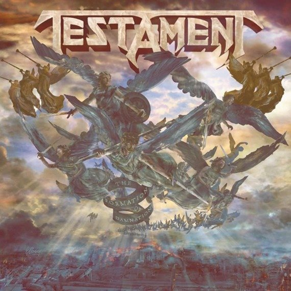 TESTAMENT: THE FORMATION OF DAMNATION (LP VINYL)