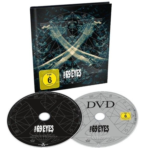 THE 69 EYES: X (CD+DVD)