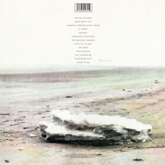 THE CURE: STANDING ON A BEACH (LP VINYL)