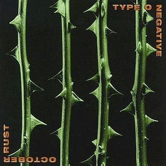 TYPE O NEGATIVE: OCTOBER RUST (CD)