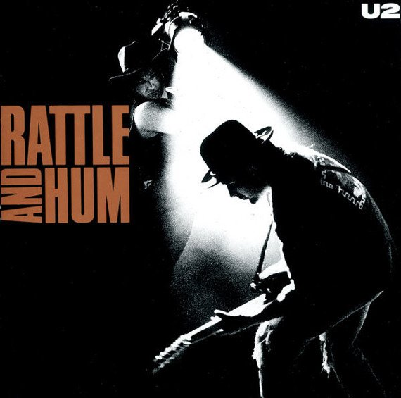 U2: RATTLE AND HUM (CD)