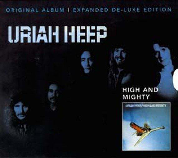 URIAH HEEP: HIGH AND MIGHTY (CD) REMASTER