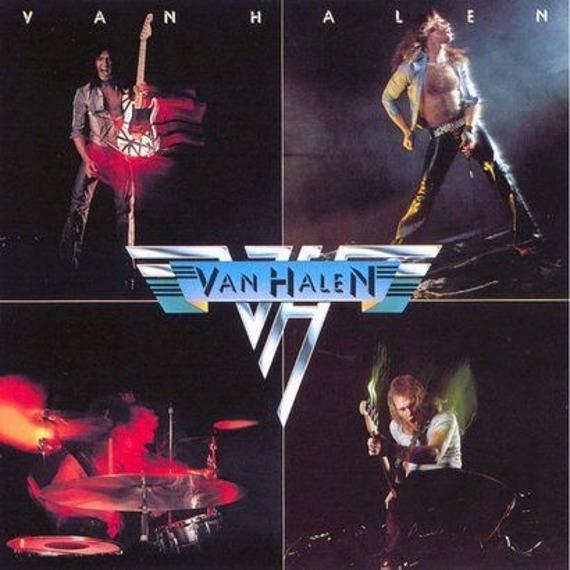 VAN HALEN: VAN HALEN (LP VINYL)