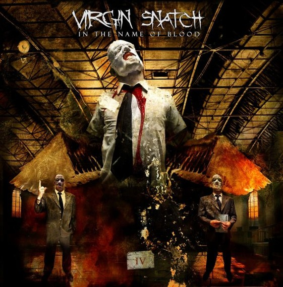VIRGIN SNATCH: IN THE NAME OF BLOOD (CD)