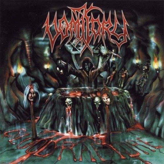 VOMITORY: BLOOD RAPTURE (CD)