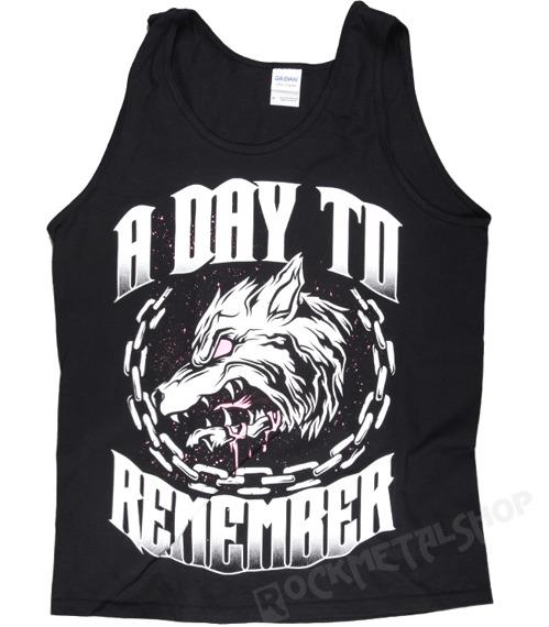 bezrękawnik A DAY TO REMEMBER - BIG WOLF
