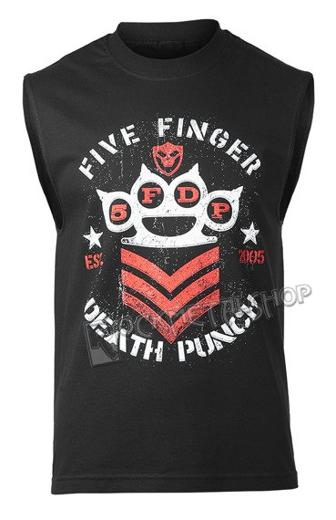 bezrękawnik FIVE FINGER DEATH PUNCH - CHEVRON