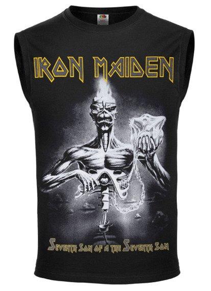 bezrękawnik IRON MAIDEN - SEVENTH SON OF A SEVENTH SON