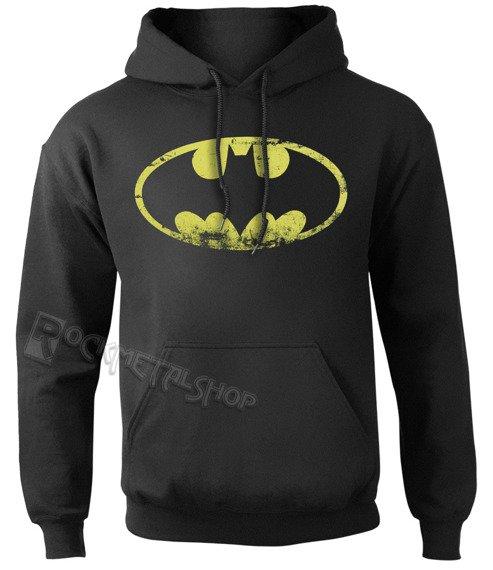 bluza BATMAN - LOGO, z kapturem