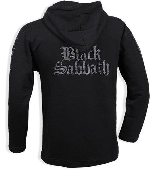 bluza BLACK SABBATH - THE RULES OF HELL czarna, z kapturem