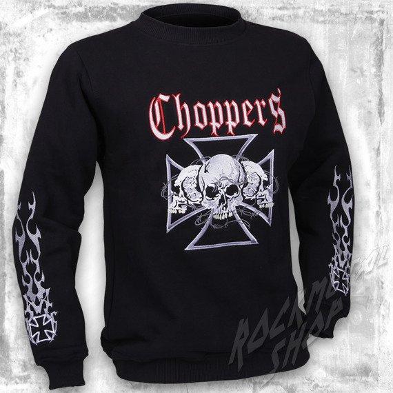 bluza CHOPPERS bez kaptura