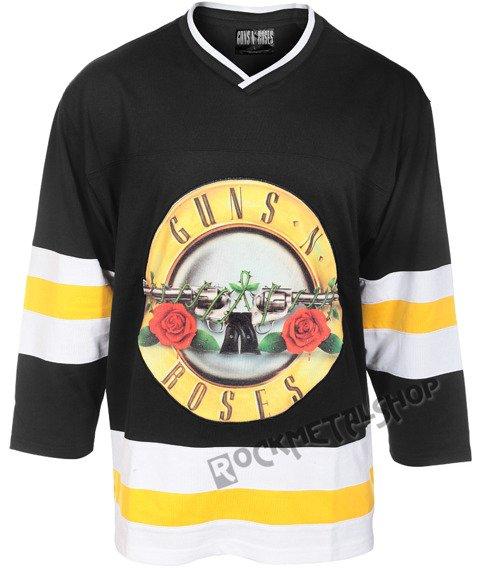bluza GUNS N' ROSES - BULLET, hokejowa