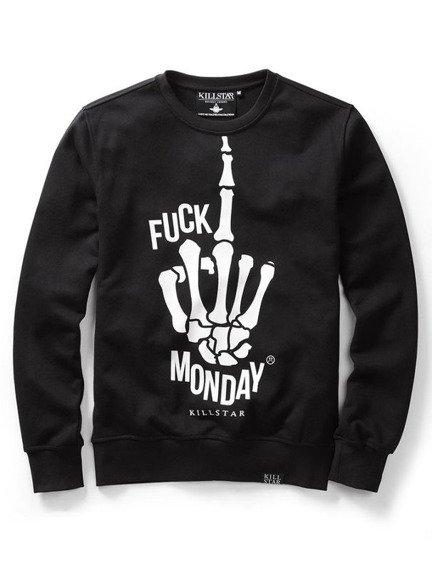 bluza KILL STAR - F* MONDAY, bez kaptura