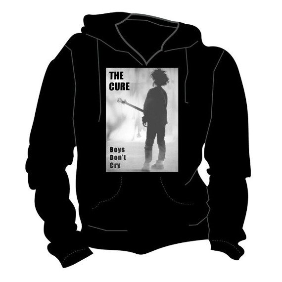 bluza THE CURE - BOYS DON'T CRY