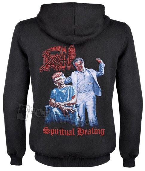 bluza rozpinana DEATH - SPIRITUAL HEALING
