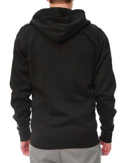 bluza rozpinana z kapturem METAL MULISHA - PREMIER czarna