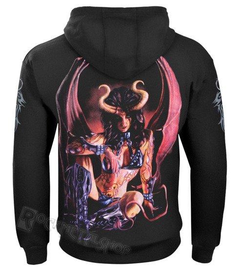 bluza z kapturem DEVILS BABE