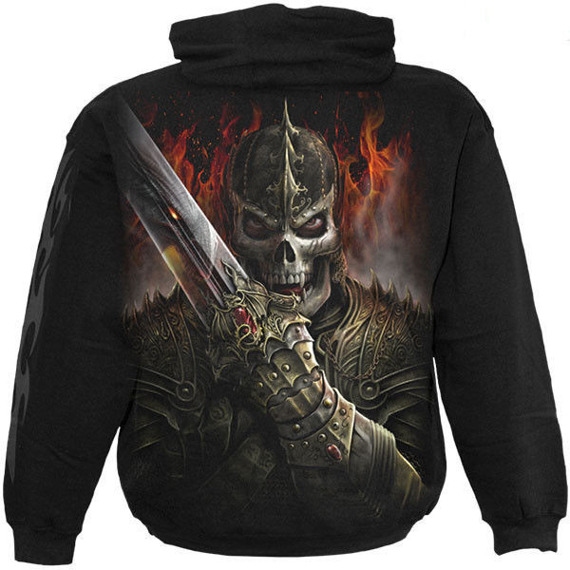 bluza z kapturem DRAGON WARRIOR