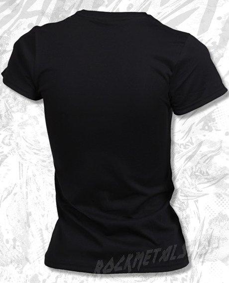 bluzka damska BLACK ICON - BELZEBUB (DICON005 BLACK)