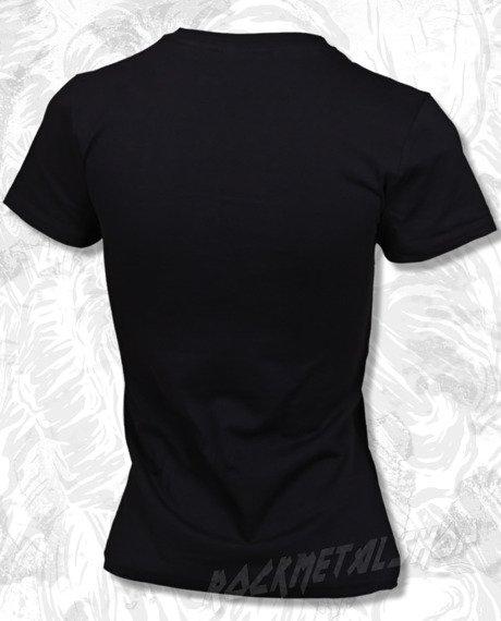 bluzka damska BLACK ICON - SKATE SKULL (DICON035)