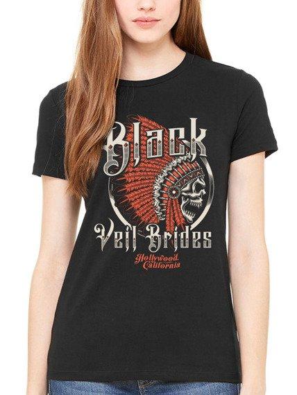 bluzka damska BLACK VEIL BRIDES - CHIEFTAIN