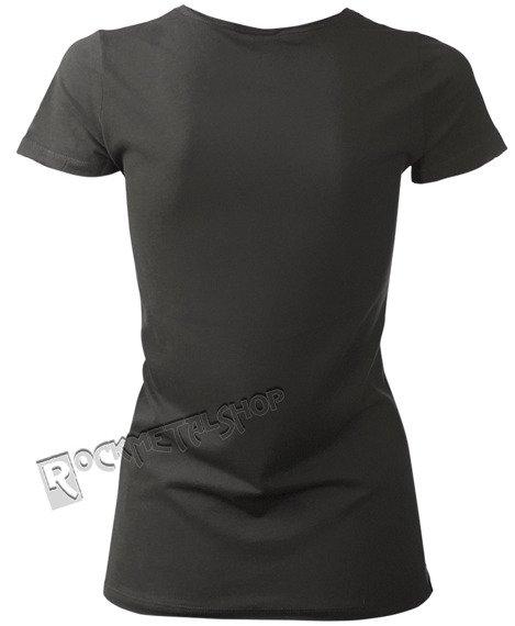 bluzka damska BRUCE SPRINGSTEEN - VINTAGE PHOTO ciemnoszara