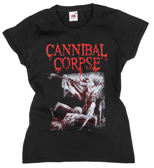 bluzka damska CANNIBAL CORPSE - TOMB OF THE MUTILATED