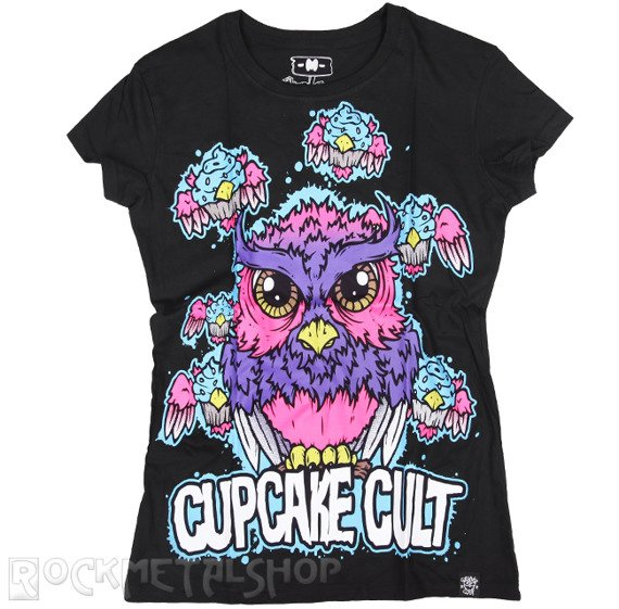 bluzka damska CUPCAKE CULT - OWL CITY