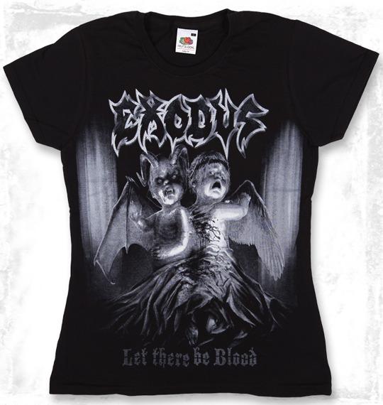 bluzka damska EXODUS - LET THERE BE BLOOD