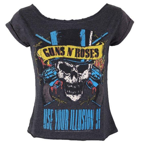 bluzka damska GUNS N' ROSES - USE YOUR ILLUSION TOUR