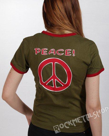 bluzka damska INDIOS BRAVOS - PEACE
