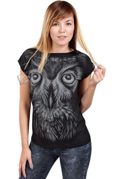 bluzka damska INTO THE WILD - OWL