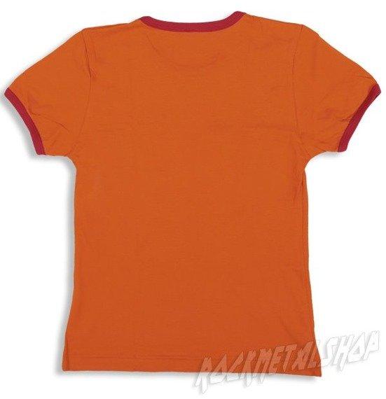 bluzka damska KAŻDY INNY WSZYSCY RÓWNI pomarańczowa
