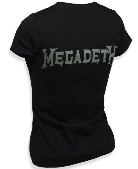 bluzka damska MEGADETH