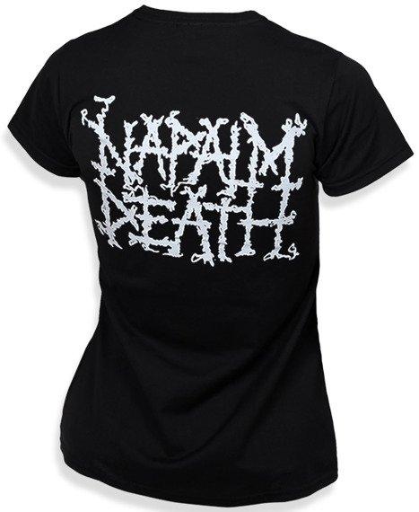bluzka damska NAPALM DEATH - SCUM