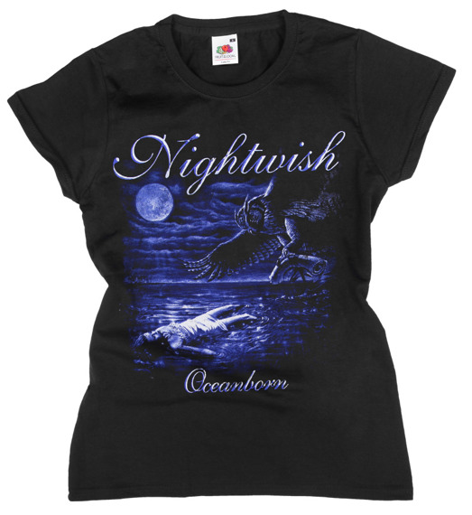 bluzka damska NIGHTWISH - OCEANBORN