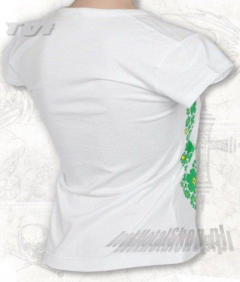 bluzka damska PACYFKA biała
