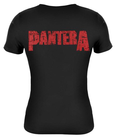 bluzka damska PANTERA - MOUTH FOR WAR